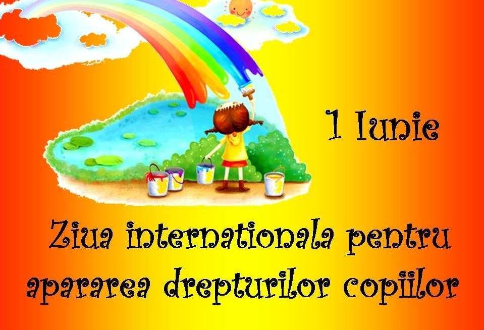 1 Iunie Ziua Internațională A Copiilor